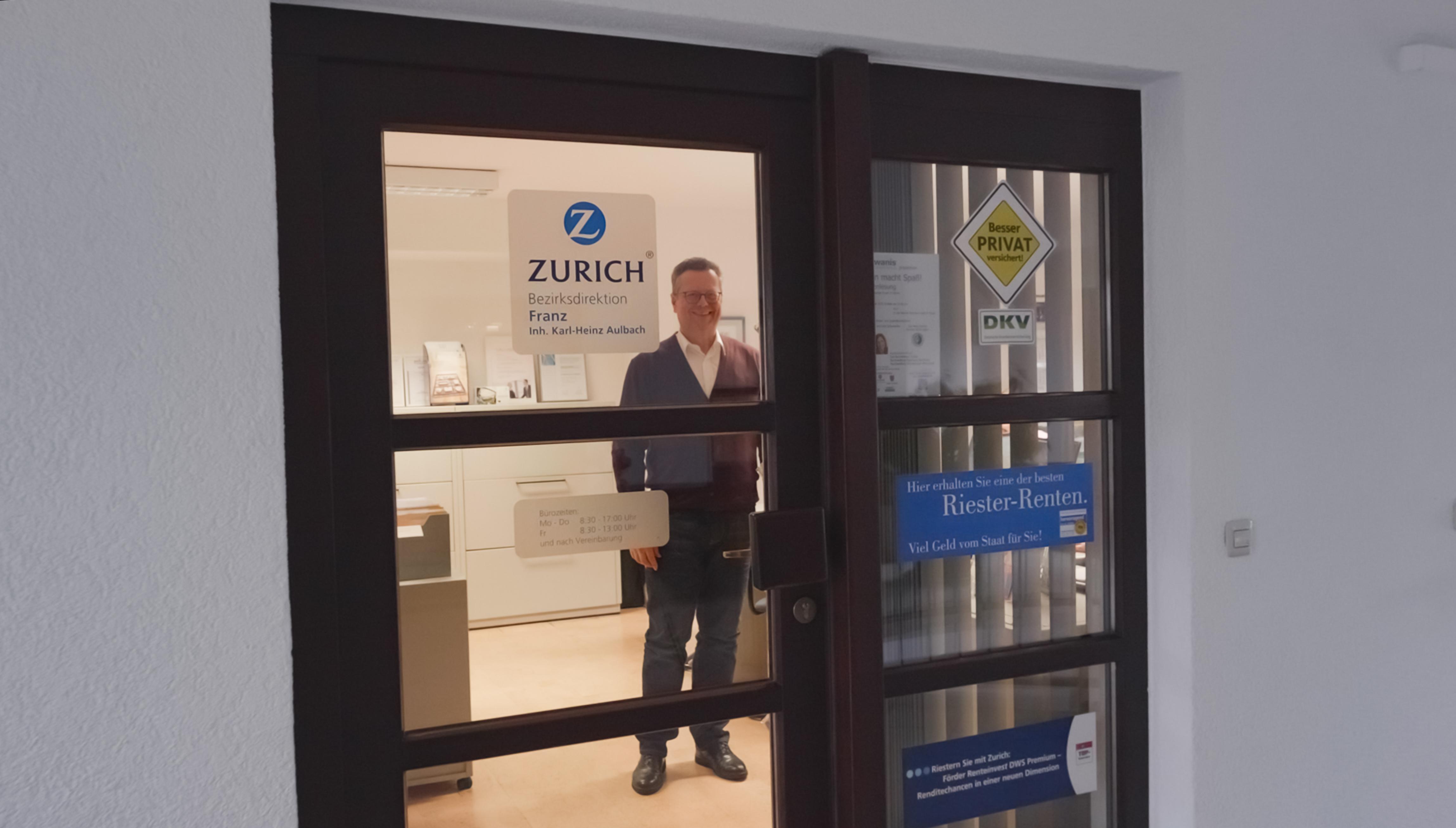 Zurich Bezirksdirektion Franz